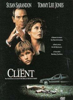 The Client (DVD, 1997) (Snap Case) Susan Sarandon (Actor), Tommy Lee Movie
