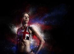 GB Olympic Series by Simon Derviller, via Behance