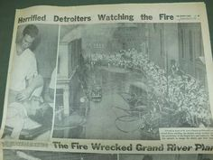 inkFrog. Times Newspaper, Detroit, River, Movies, Movie Posters, Films, Film Poster, Cinema, Movie