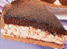 Torta Holandesa com Cream Cheese - Veja mais em: http://www.cybercook.com.br/receita-de-torta-holandesa-com-cream-cheese.html?codigo=16696