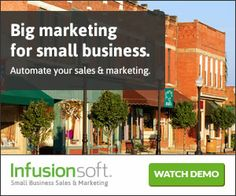 infusionsoft Small Business Marketing, Sales And Marketing, Magazine Ads, Advertising Campaign, Banner, Social Media, Banner Stands, Banners, Ad Campaigns