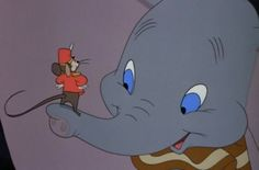 DisneyBestFriends_Dumbo and Timothy Q. Mouse