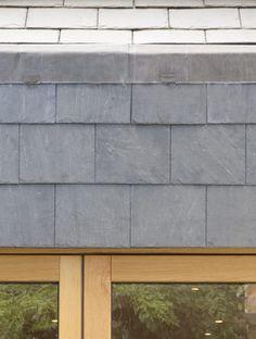 slate clad building - Google Search
