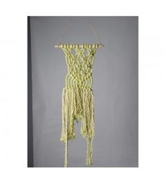 Macrame Hand Dyed Wall Hanging