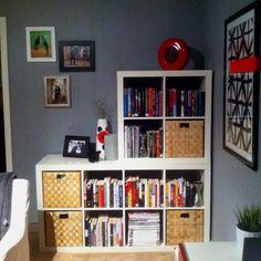 Ikea expedit bookshelf