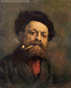 Gustave-Courbet-Uomo-con-pipa.jpg (950×1185)