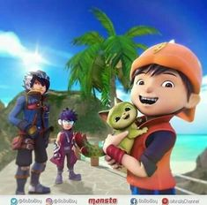 Boboiboy Anime, Anime Guys, Anime Art, Doraemon Wallpapers, Boboiboy Galaxy, First Pokemon, Best Hero, Cartoon Movies, 3d Animation