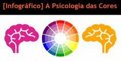 [Infográfico] A Psicologia das Cores No Marketing e Nas Vendas