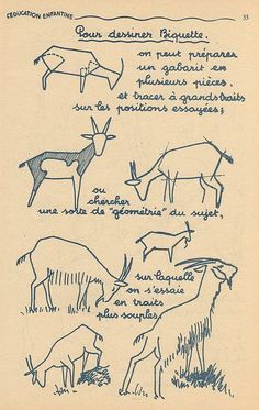 Resultado de imagen para cabras dibujadas por artistas