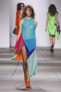 Trend Alert: Rainbow Connection  - ELLE.com