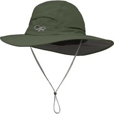 Hats and Headwear 159094: Outdoor Research Sombriolet Sun Hat , Medium, Fatigue -> BUY IT NOW ONLY: $30.87 on eBay!