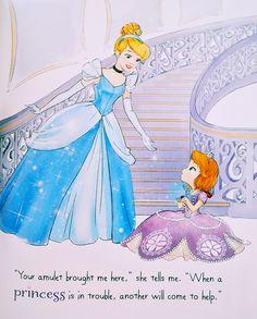 Disney Princesses - Sofia the First!