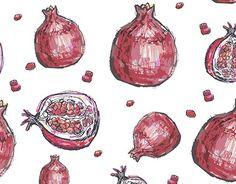 "Check out new work on my @Behance portfolio: ""Pattern | ГРАНАТ | GARNET"" http://be.net/gallery/51144875/Pattern-granat-GARNET"