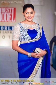Sri Lankan Fashion - Aruni Rajapakshe