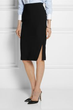 Altuzarra | Miki stretch-crepe pencil skirt | NET-A-PORTER.COM