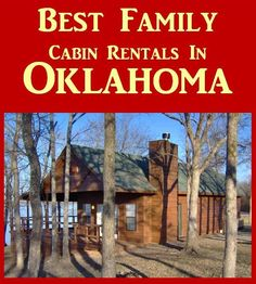 Oklahoma cabins - Lake Hugo State Park has sixteen resort cabins and ten primitive cabins to rent. All have great views of the lake. Oklahoma Cabin Rentals, Hugo Oklahoma, Places To Rent, Wood Beams, Great View, Vacation Trips, French Doors, State Parks, River