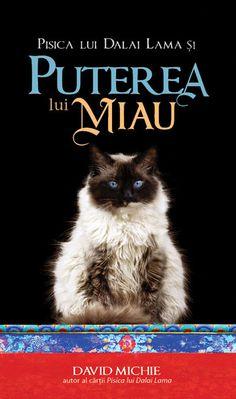 Pisica lui Dalai Lama şi puterea lui miau (Pisica lui Dalai Lama #3) / David Michie