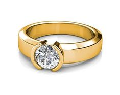 Color Gemstone Birthstone Wedding by HandmadeGemRingStore on Etsy Fine Jewelry, Unique Jewelry, Birthstones, Bracelet Watch, Gold Rings, Wedding Rings, Engagement Rings, Watches, Gemstones