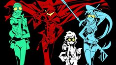 super tengen toppa gurren lagann wallpaper hd