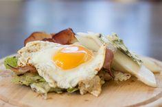 Herzhafter Salat | einfachsimple APP Eggs, App, Cooking, Breakfast, Food, Cuisine, Kitchen, Meal, Egg