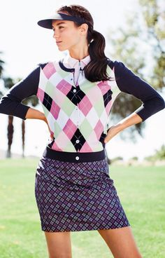 Woman Golf Clothing 25