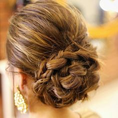 Bun Hairstyles, Woman Hairstyles, Hair Inspiration, Hair Care, Hair Styles, Women, Fashion, Hair Plait Styles, Moda