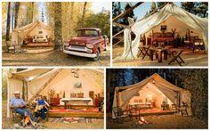 Glamping_Redtail Resort Jackson Hole, Wyoming
