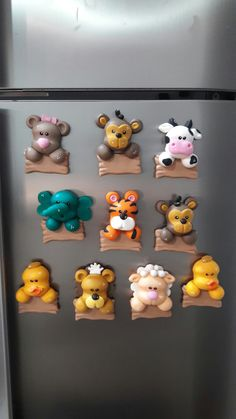 1 million+ Stunning Free Images to Use Anywhere Polymer Clay Magnet, Clay Magnets, Polymer Clay Projects, Diy Clay, Foam Crafts, Diy Arts And Crafts, Diy Craft Projects, Crafts For Kids, Fondant Animals