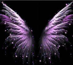 See the source image Wings Wallpaper, Purple Wallpaper, Galaxy Wallpaper, Wallpaper Backgrounds, Pray Wallpaper, Butterfly Wallpaper, Screen Wallpaper, Angel Wings Drawing, Angel Wings Art