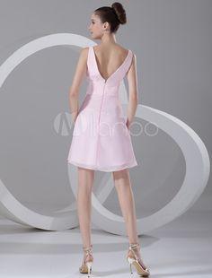 robe de soiree mi longue milanoo la mode des robes de france. Black Bedroom Furniture Sets. Home Design Ideas