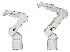 Epson Robotic Arm by DrDanielJThomas.