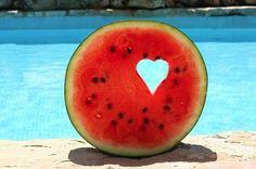 We heart watermelon.
