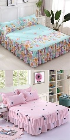 Designer Bed Sheets, Luxury Bed Sheets, Bed Cover Sets, Bed Covers, Indian Bedroom Decor, Diy Bedroom Decor, Pillow Room, Bed Pillows, Bedroom Sets