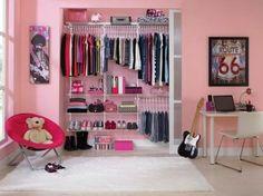 Resultado de imagen para decoracion de dormitorios pequeños para señoritas