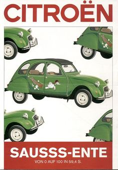 The fantastic Citroen pages Retro Cars, Vintage Cars, Psa Peugeot, Automobile, 2cv6, Car Brochure, Cabriolet, Car Posters, Car Advertising