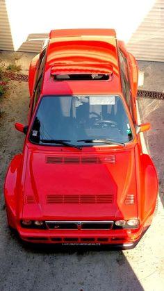 Bikes and Cars — Lancia Delta HF Integrale Classic Sports Cars, Classic Cars, Retro Cars, Vintage Cars, Bugatti, Maserati, Lamborghini Miura, Audi, Lancia Delta