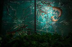 Wall Panel. #Cravt #DKhome #Craftsmanship #Living #Silverleaf #Furniture #Panel #Wallobjects #Luxuryfurniture