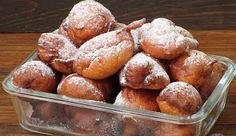 Ekspresowe pączki w 5 minut Pretzel Bites, Muffin, Bread, Baking, Breakfast, Food, Crochet, Youtube, Kuchen
