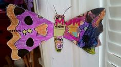 Colorful Butterfly from marketing mails
