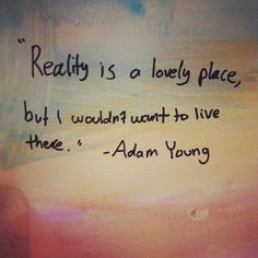 Owl City - The Real World