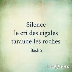 Haiku Le Cri, Edo Period, Syllable, Crayon, Yoga Meditation, Arts, Zen, Poetry, Spirit