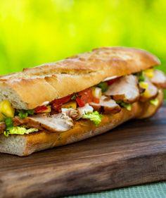 Hot Dog Buns, Hot Dogs, Pizza, Ciabatta, Hamburger, Bacon, Sandwiches, Mango, Bread