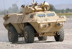 Picture of the M1117 Guardian ASV