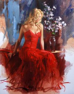 Richard Johnson - Garnet Dusk-