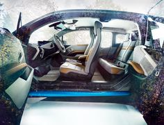 New interior - BMW i3