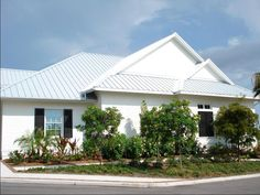 images homes with unpainted galvalume roof - Google Search