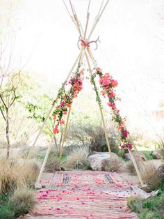 Decoração de casamento no campo | Como usar tendas | Revista iCasei