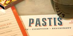 Pastis by Mucca Design
