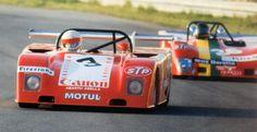Abarth Hezemans, Euro Sport 2000 (European 2-Litre Sports Car Championship), 1972.