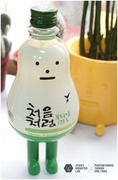 처음처럼 by Sticky Monster Lab | Lotte Liquor